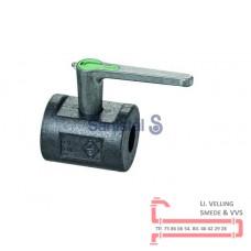 Isoleringskappe TA 500 Globo 11/4''