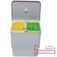 Affaldsbeholder Sesamo 2 9012