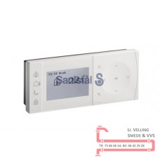 Kloktermostat TPOne-B batteridrevet
