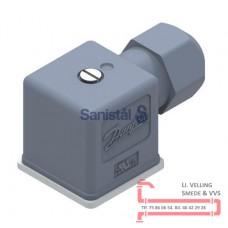 Kabelstik til spole 018F B,018Z B,042N B