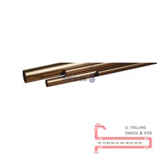Kob.rør h i lgd  6-1,0 (5 meter)