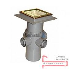 Afl.skål flex m/ri.110