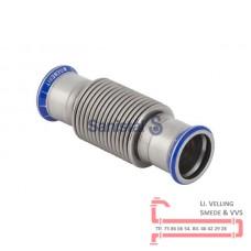 Axialkompensator  22mm