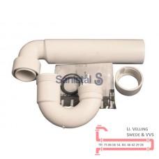 P-vandlås     40-50 mm