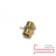 Nippel f/inds.    8 mm