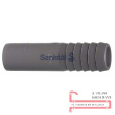Pvc-slangestuds  40 mm