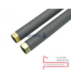 Stålbælgslange  500 mm