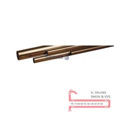 Kob.rør h i lgd 12-1,0 (5 meter)