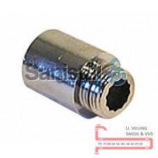 Forlængerrør fkr. 15mm
